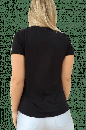 T-Shirt Gucci Inspired Preta V